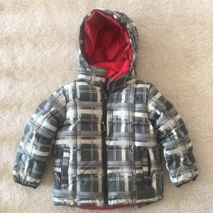 Right Bank Babies boutique puffer coat 3T